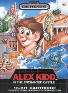 These are the places Alex Kidd will find you when you sleep.