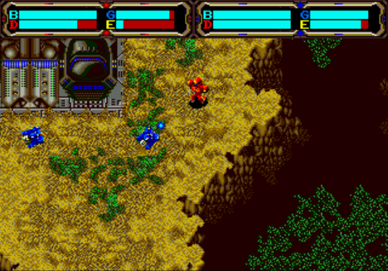Image result for Herzog Zwei screenshot